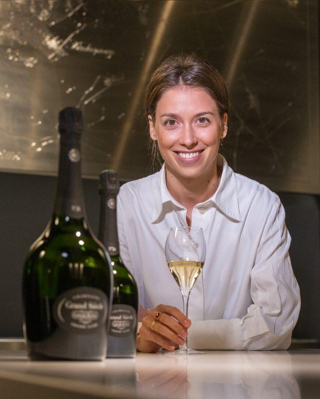 Lucie-Pereyre-représentante-Grand-Siècle-Laurent-Perrier