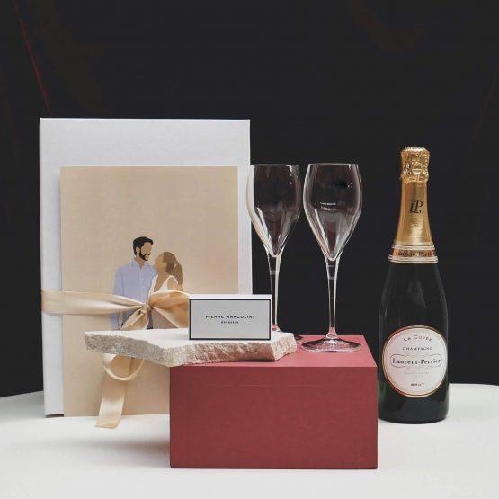 Célébrer la Saint-Valentin en Belgique avec Laurent Perrier
