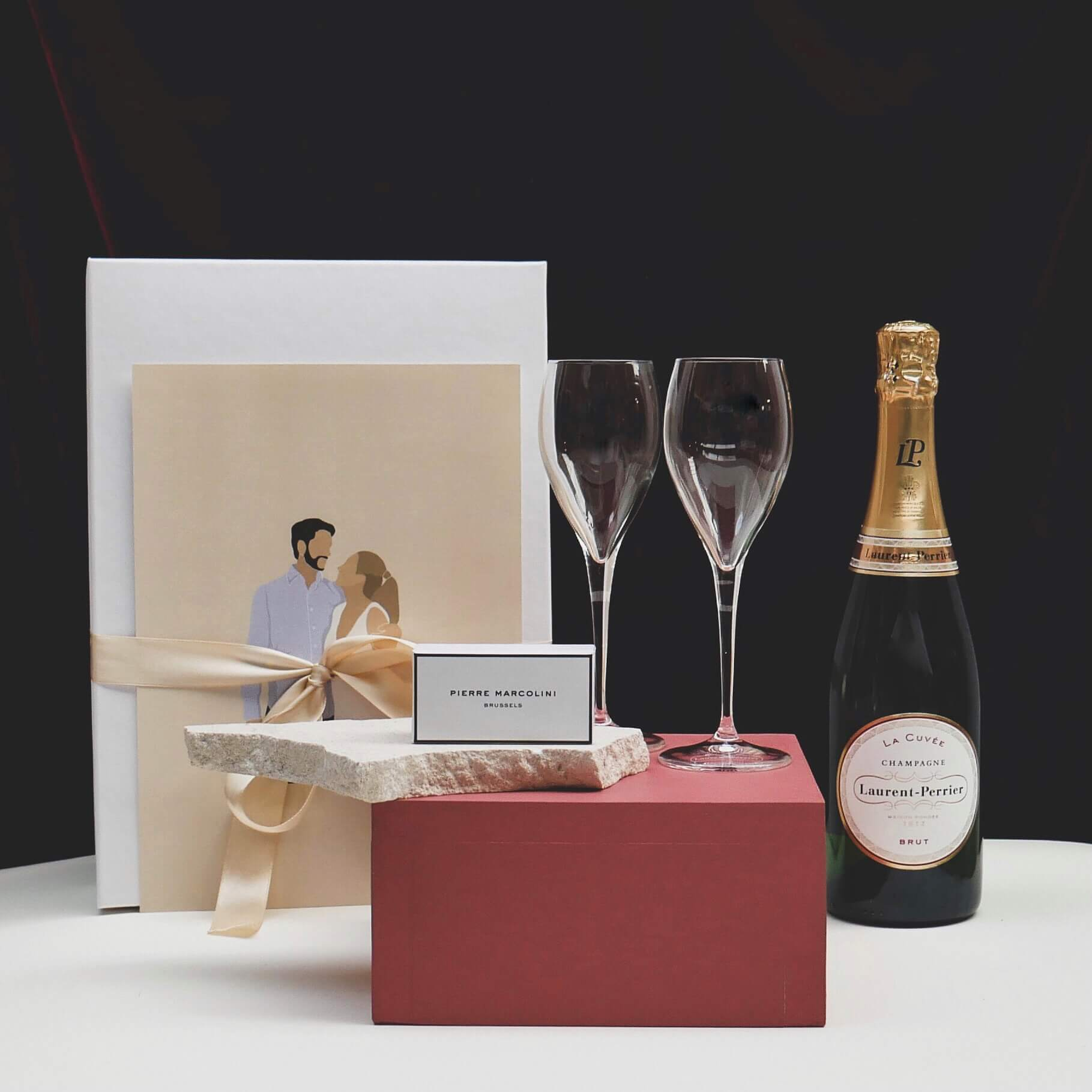 Célébrer la Saint-Valentin en Belgique avec Laurent-Perrier